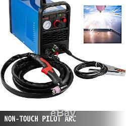 Plasma CutterAir Plasma Cutter Non-touch Pilot Arc Cut-40 Dual Voltage 110V 40A