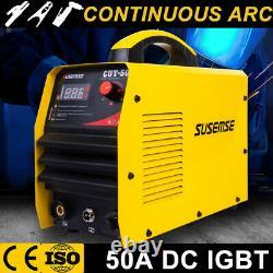 Plasma Cutters 50Amp IGBT Inverter Air Plasma Cutting machine CUT-50 110V/220V
