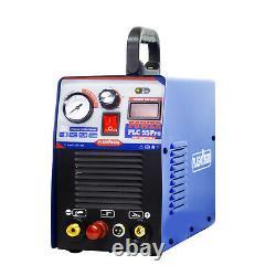 Plasma Cutters Non-Touch Pilot ARC PLC 55 DC Inverter Cutting Machine 110/220V