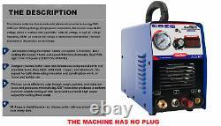Plasmargon Plasma Cutter Machine HF Start & Pilot ARC CNC 50/60AMPS Combination
