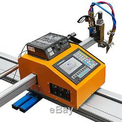 Portable CNC Machine 3 Axis for Plasma Cutter GAS Flame 63 x 138 Cutting Area
