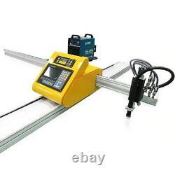Portable CNC Plasma Cutter Sheet Metal Aluminum Steel Cut Plasma Cutting Machine