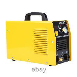 Portable Electric Digital Plasma Cutter CUT50 Compatible& Accessories 40W 110V
