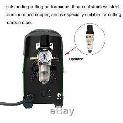 Powerful Plasma Cutter 50A Pilot Arc CUT50DL NonTouch Inverter Dual Voltage USA
