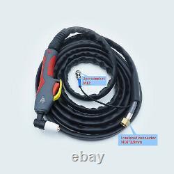REBOOT 50A Air Inverter Plasma Cutter Dual Voltage 110/220V AC 1/2 Clean Cut