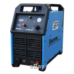 Sherman Plasma Cutter 110. Thickness cut 40mm! 105A current! SUP Voltage AC50Hz