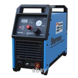 Sherman Plasma Cutter 70. Thickness cut 23mm! 65A max! SUPVoltage 3x400 AC 50Hz