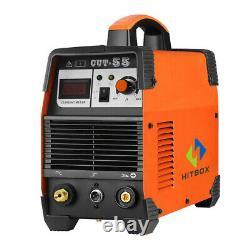 US Portable Air Plasma Cutter CUT55 IGBT Digital Inverter 220V Welding Machine