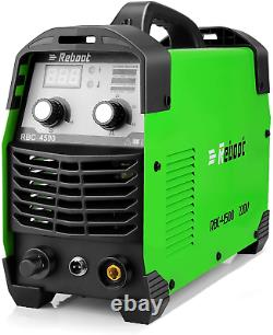 Used Cut-45 Plasma Cutter 220V IGBT Digital Cutting Machine 1/2 Clean Cut HF