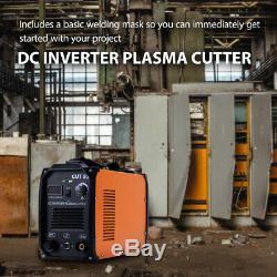 VIVOHOME CUT-50 DC Digital Inverter Plasma Cutter Cutting Machine Kit 110V/220V