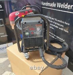 Warrior Cut 100 three-phase Plasma Cutter £1295 + VAT