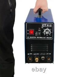 Welding Machine Plasma Cutter Portable 3 in 1 TIG MMA CUT Welder Inverter 220V